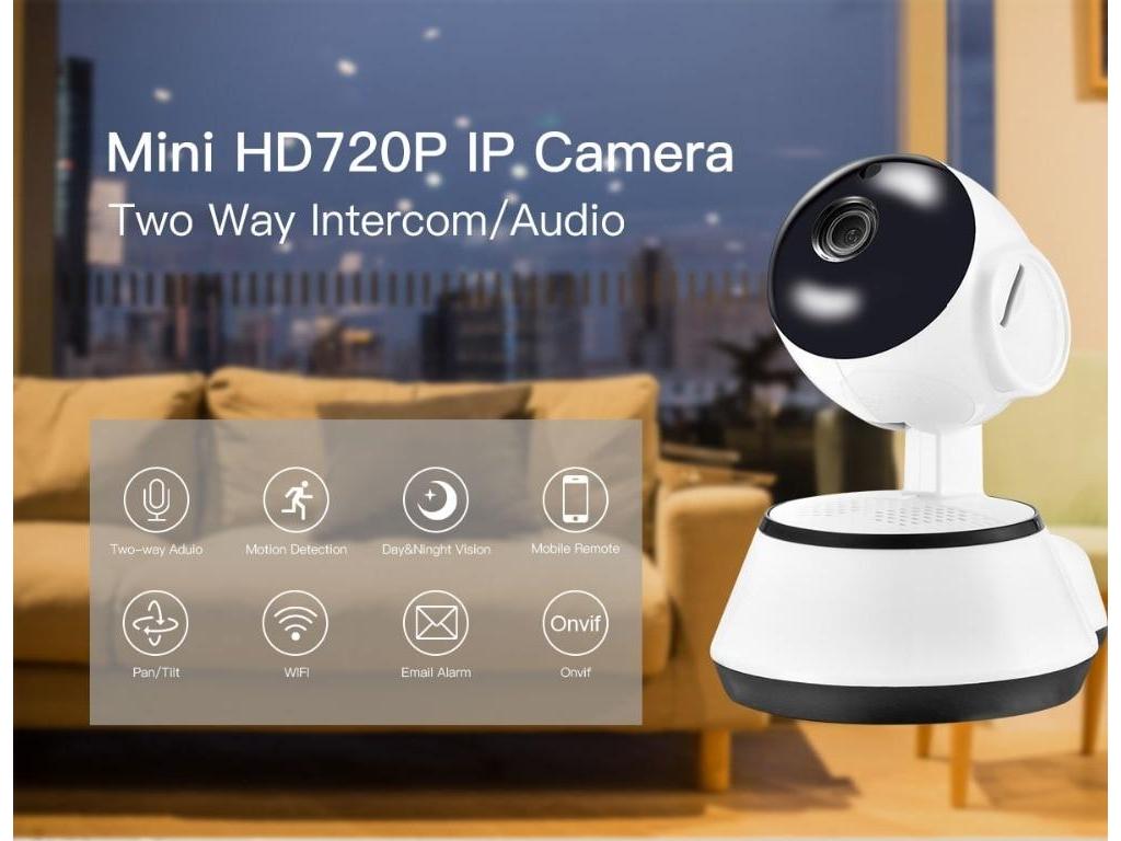 WiFi-s Forgatható Kamera