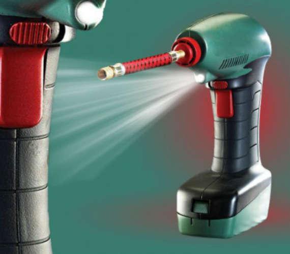 Air Bolt Easy kompresszor LED lámpával