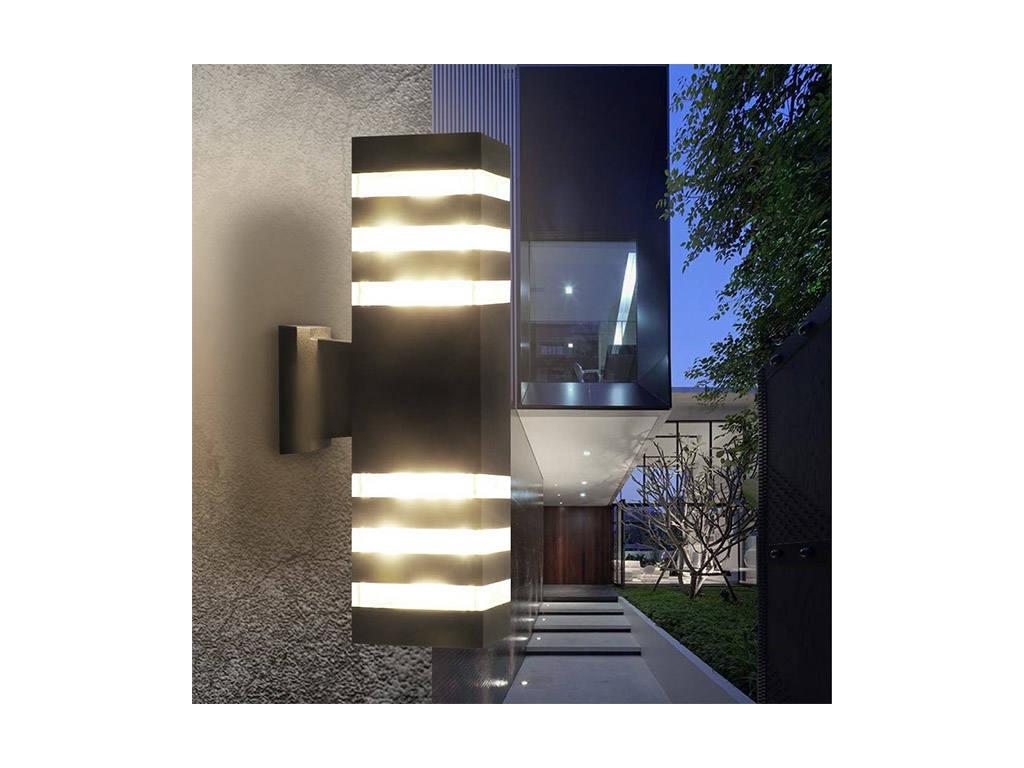Kültéri Design Fali Lámpa