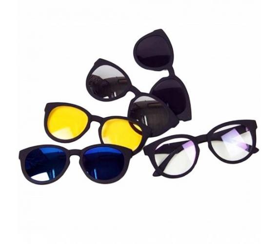 applikátor szemészeti szemüveg mágneses nehéz látásvizsgálat